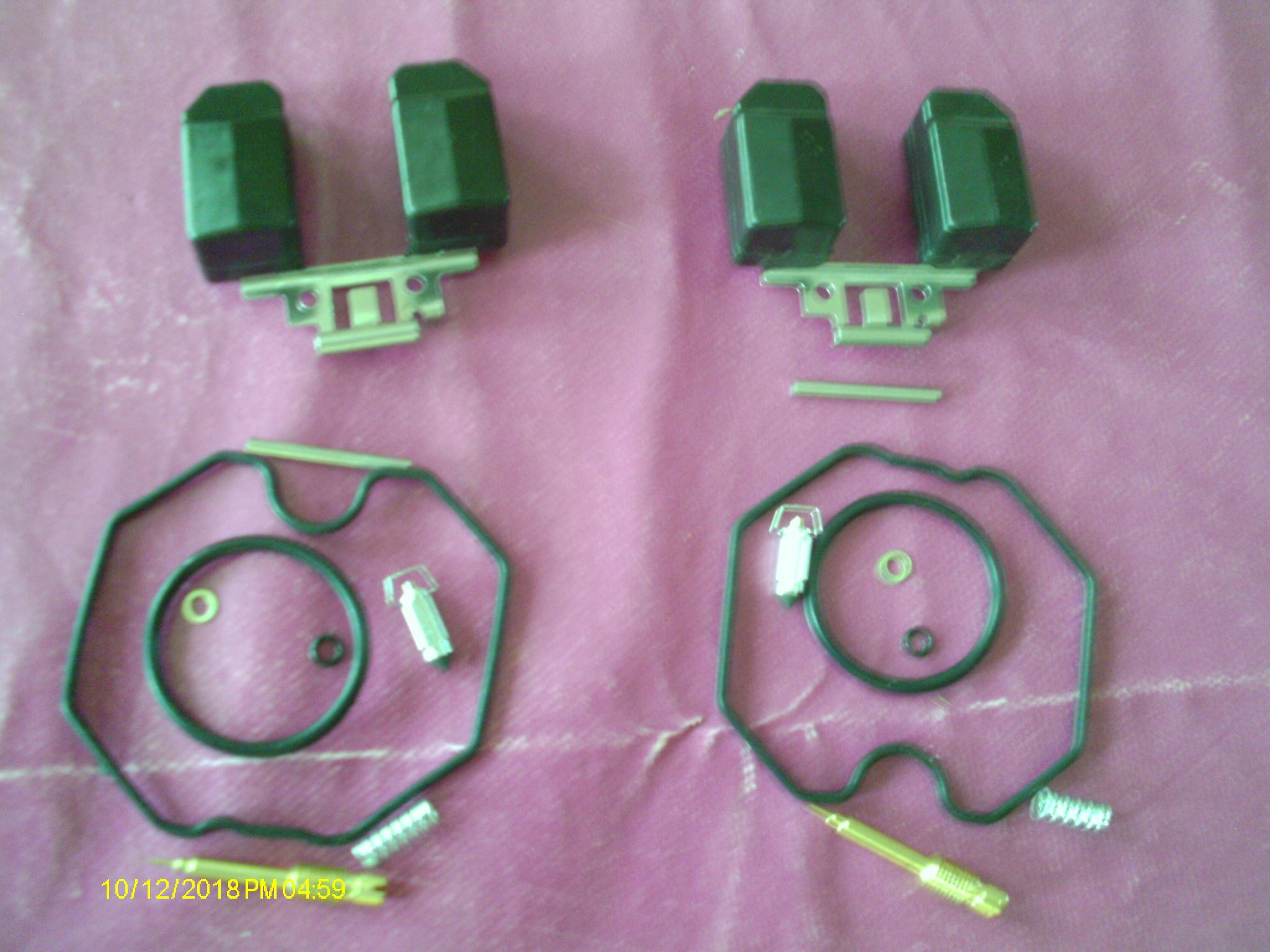Kit Reparation Carburateur Semi Complet Honda 125 Twin T1 T2 Zen Cart L Art Du E Commerce